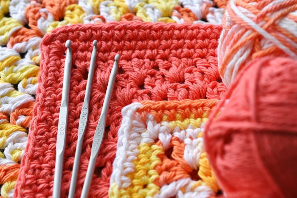Crochet Washcloths and Crochet Hooks