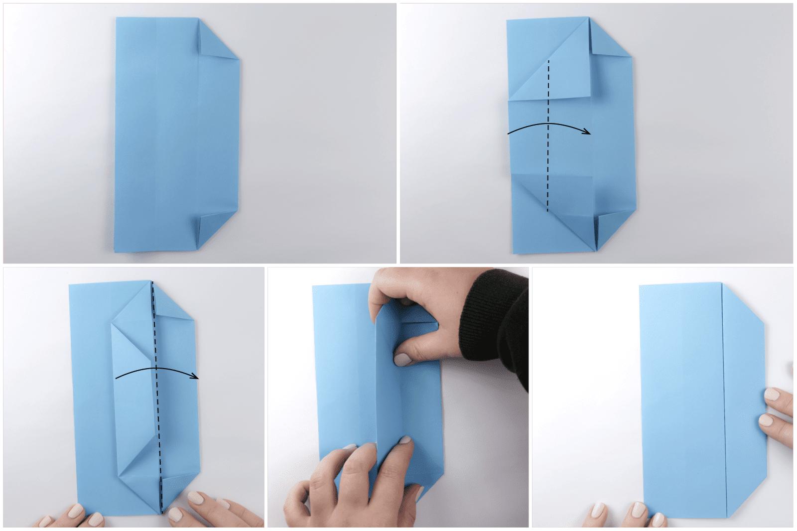 DIY RECTANGULAR ORIGAMI GIFT BOXES. — Gathering Beauty | 1066x1600