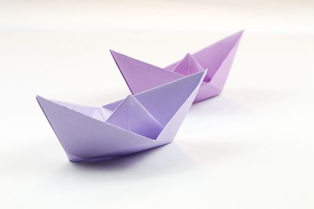 How to Make a Paper Boat - Origami for Kids - Easy Peasy and Fun | 300x450