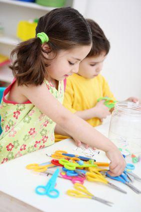 kids craft box