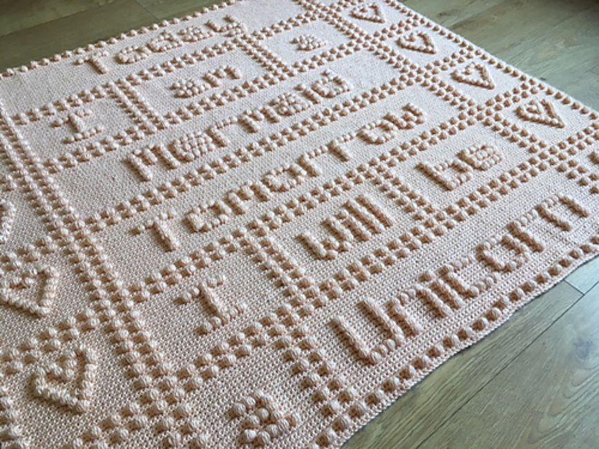 15 Adorable Crochet Baby Blanket Patterns
