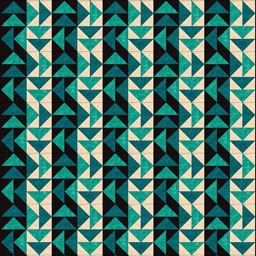 Dutchman's Puzzle Quilt Pattern