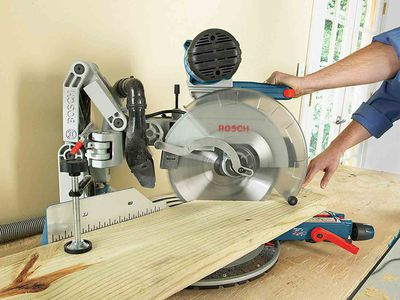 Tips for Tuning Up and Calibrating Your Compound Miter Saw