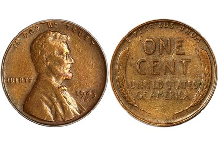 The 1943-S Copper Penny Found by Kenneth Wing