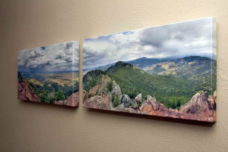 canvas gallery wraps from cvs po review