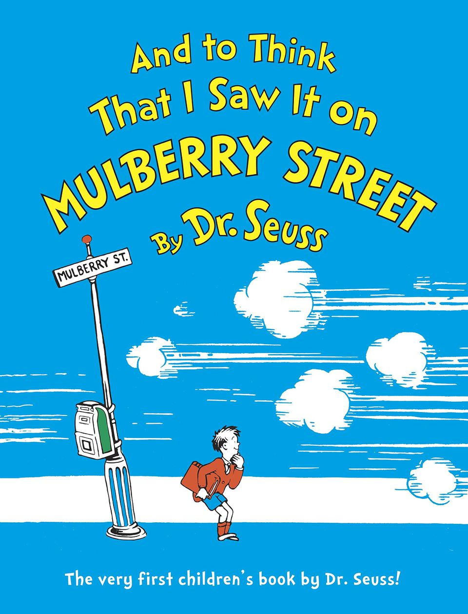 And to Think That I Saw it on Mulberry Street Printables