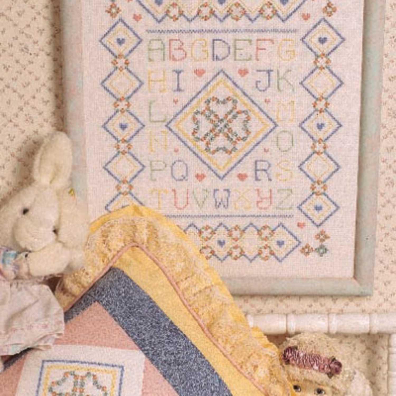 9 Baby Announcement Cross Stitch Patterns