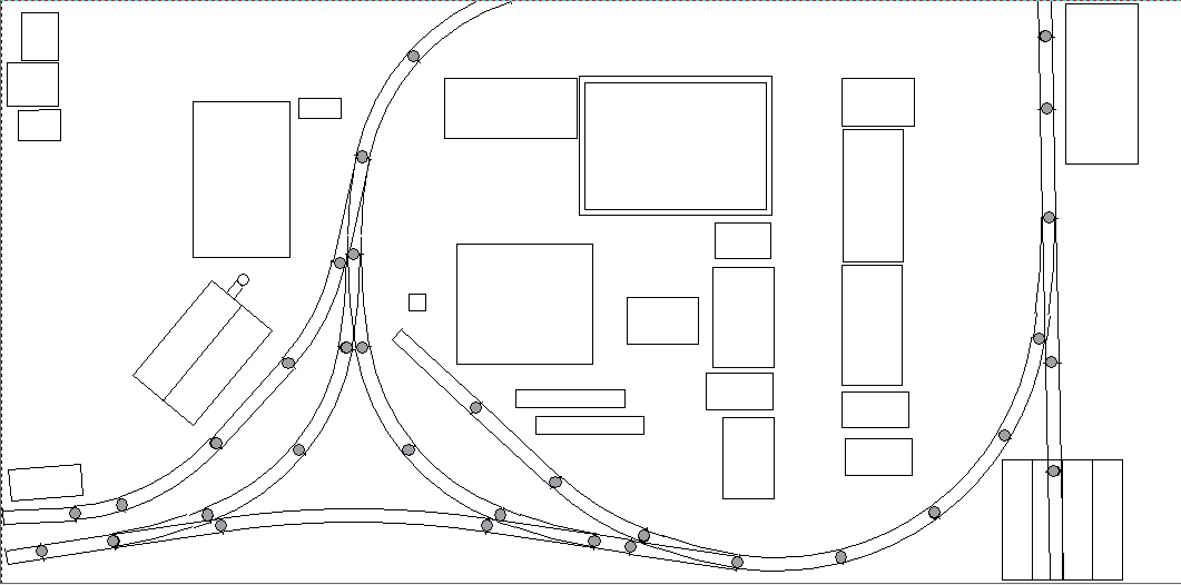 HO Scale Track Plans for Model Train Layouts