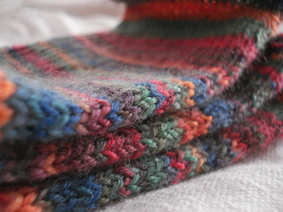 Stockinette stitch