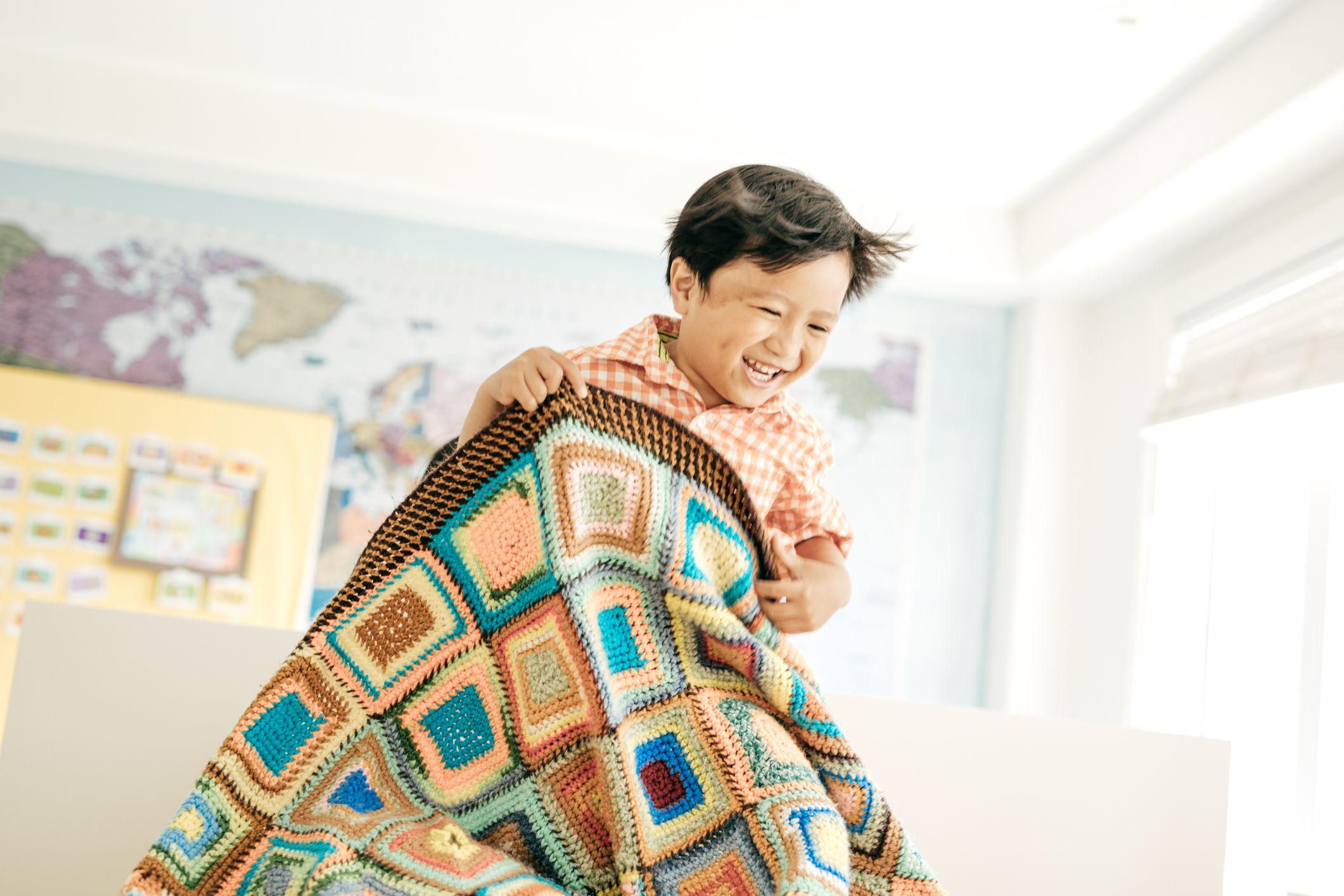 Easy Crochet Bedspread Patterns