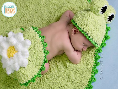 15 Adorable Baby Accessory Crochet Patterns