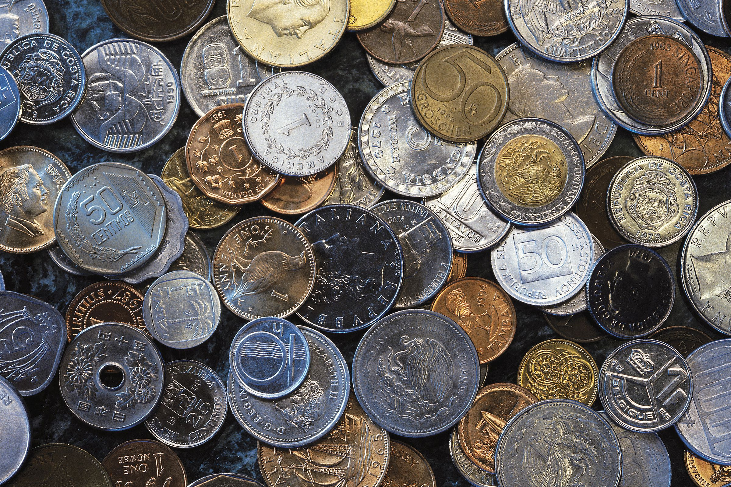 Coinage and Money Systems Around the World
