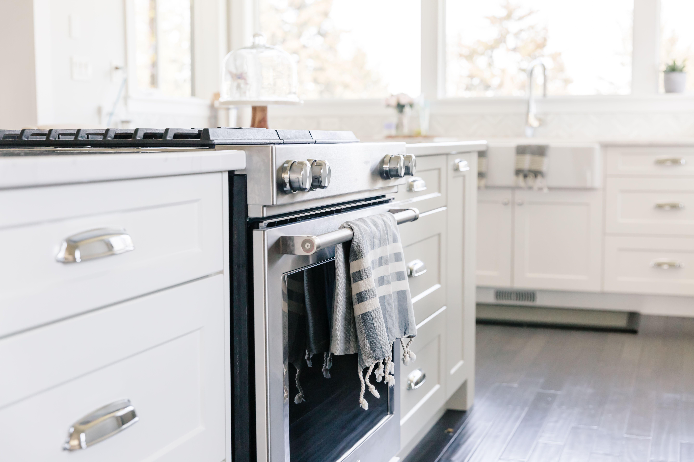 Making Kitchen Towel Potholders That Hang