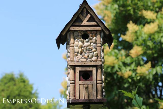 DIY birdhouse plans and instructions
