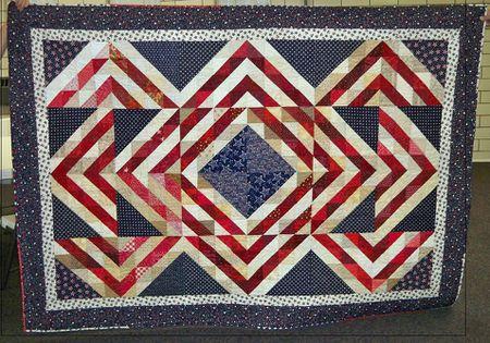 Pictures Of Patriotic Quilts