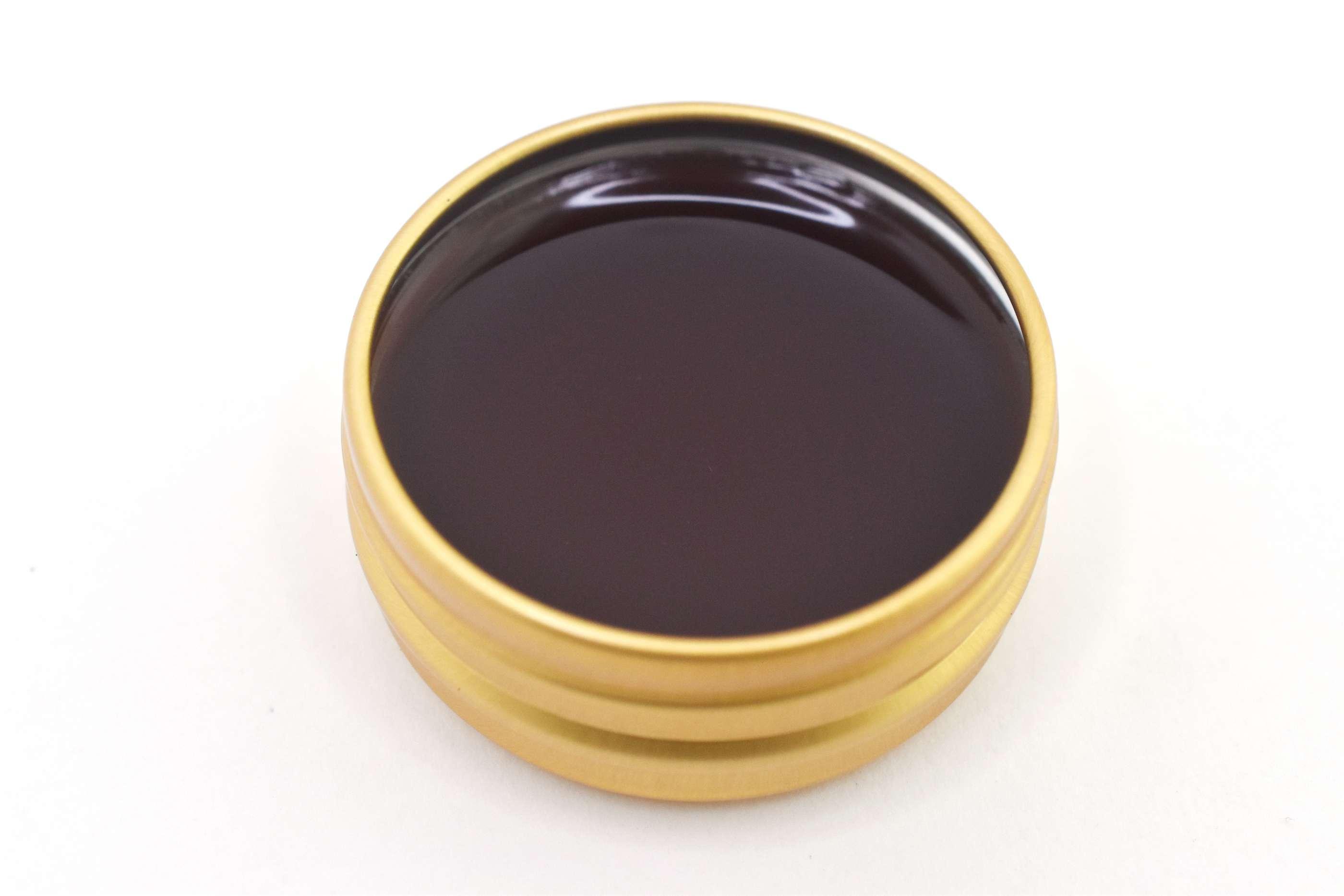 DIY Cinnamon Spice Lip Balm Cooling in a Tin