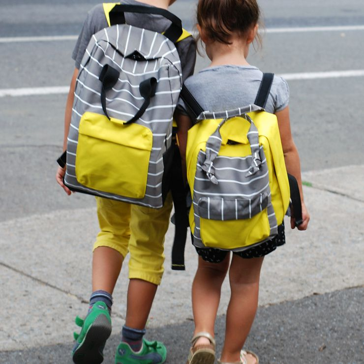 DIY Mini Backpack