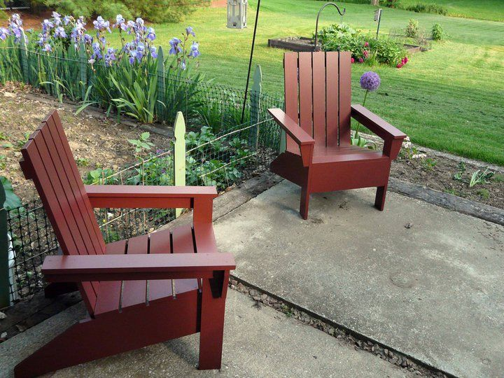 19 Free Adirondack Chair Plans You Can Diy Today