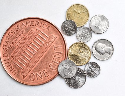 coins of the United States.