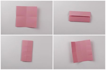 Easy Origami Tic Tac Toe Game Instructions