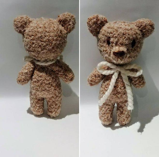 50 Free Crochet Teddy Bear Patterns ⋆ DIY Crafts | 650x658