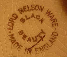 Ca. 1940s-1960s Lord Nelson Ware Mark