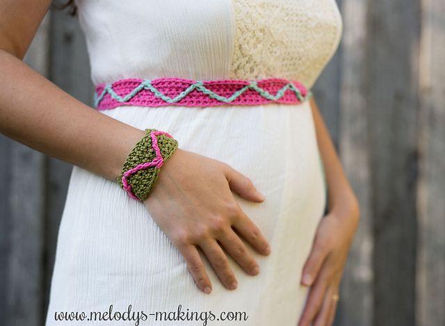 Spring Crochet Accessories
