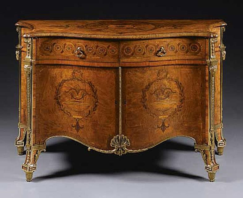 The Harrington Chippendale Commode