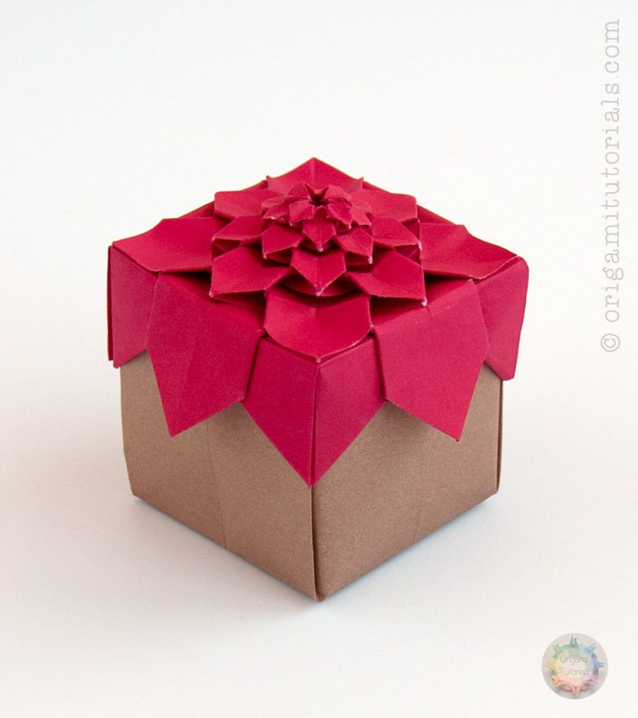 10 Cute Paper Boxes You Can DIY