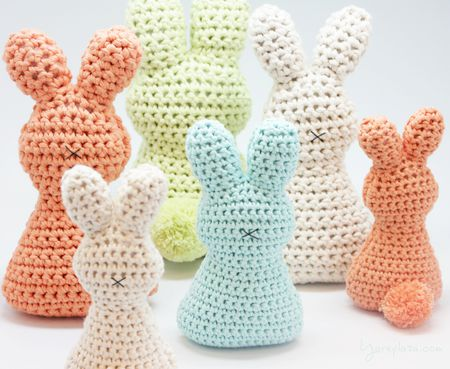 40 Bunny Crochet Patterns For Easter Best Crochet Rabbit Pattern