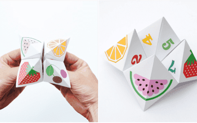 15 Simple & Easy Origami Craft Ideas for Children | 250x400