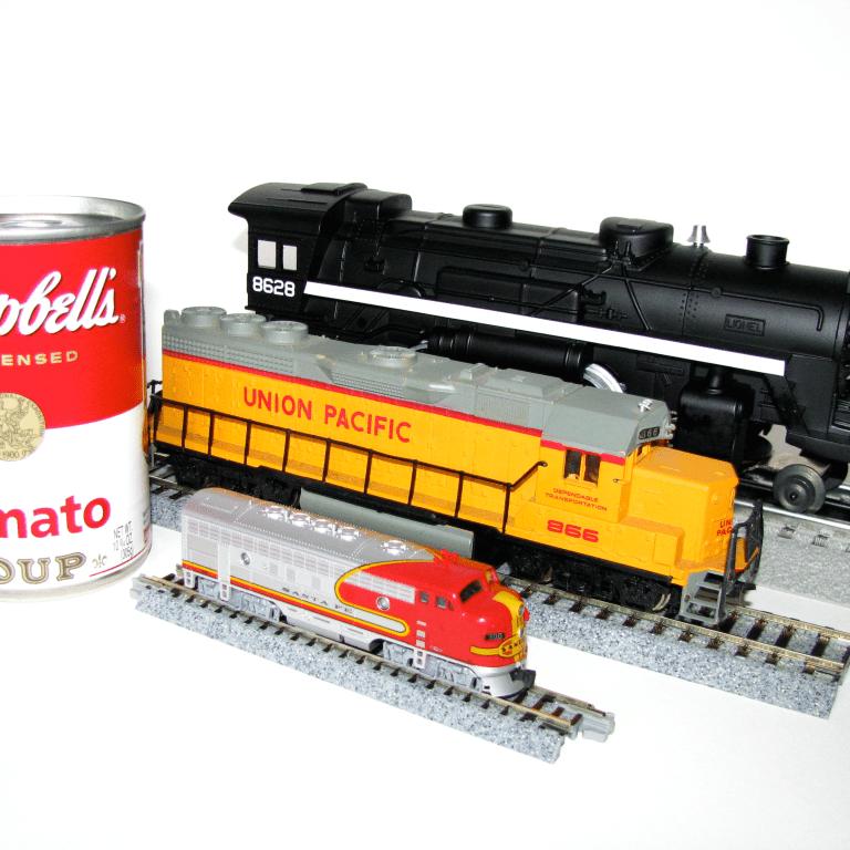 Model Railroading Basics For Beginners