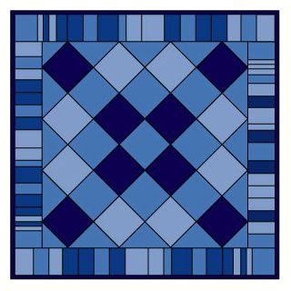 Denim Quilt Pattern