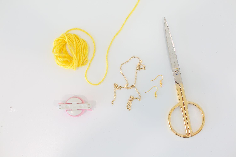 DIY earring supplies