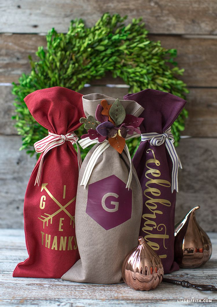wine tote gift bag quirky gift bottle bag
