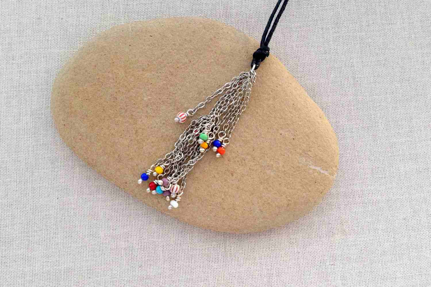 The Best Pendant And Earrings Beadwork Projects Circuit Board Necklace Double Tassel