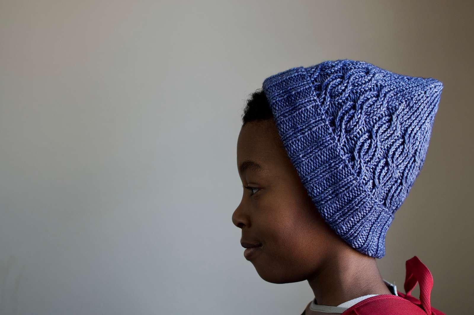 Serendipitous Hat Knitting Pattern
