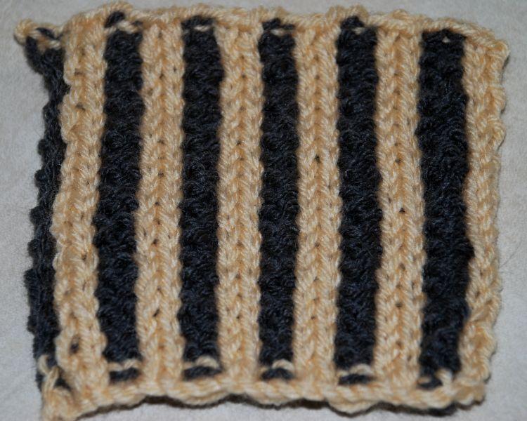 Corrugated Rib