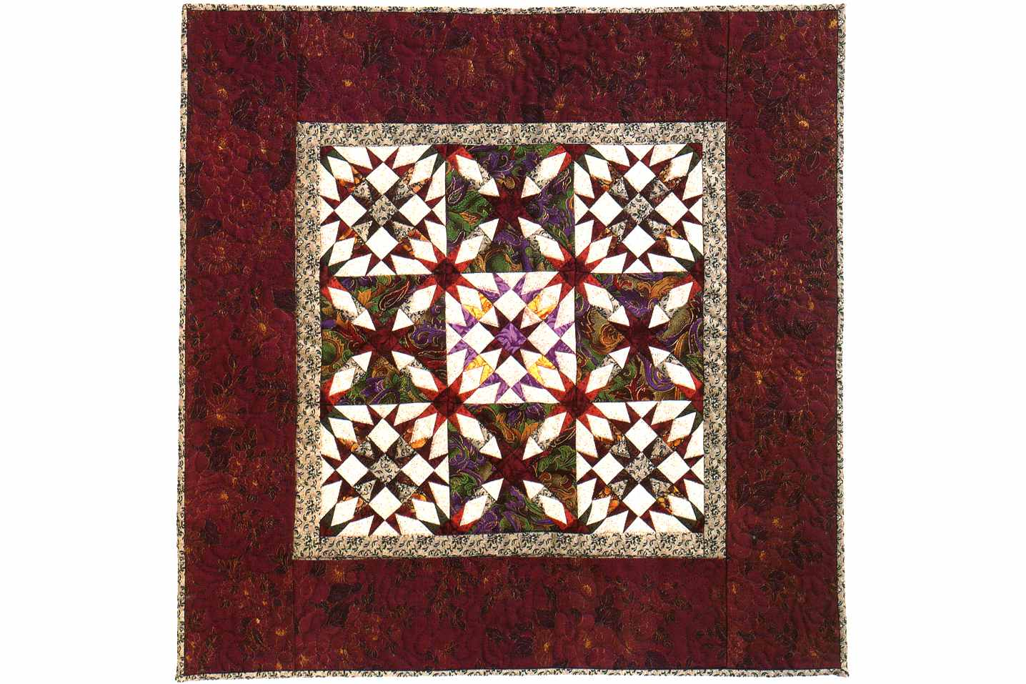 Little Oddfellows Star Quilt Pattern