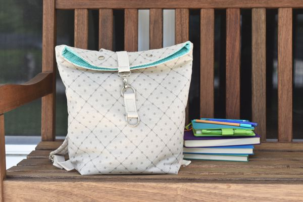 How to Sew a Simple Backpack