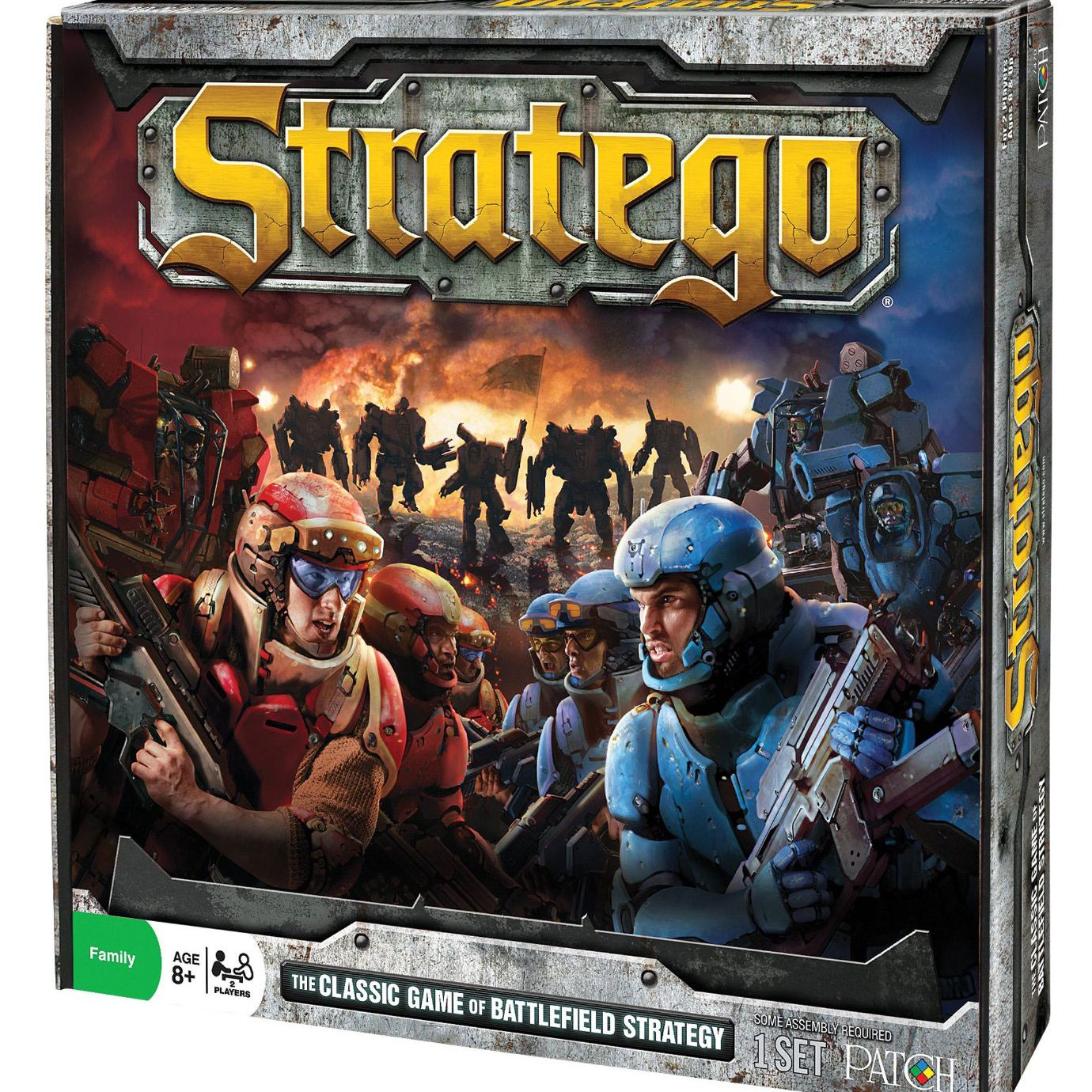 Stratego online, free 2 player
