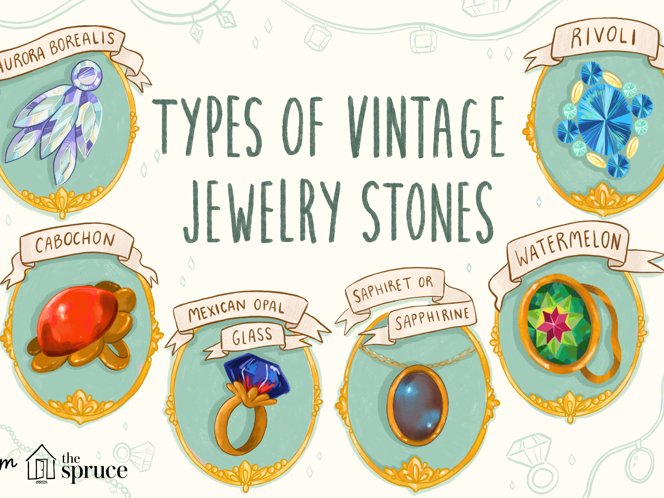 Vintage Old Jewelry Aurora Borealis Rhinestone Brooch
