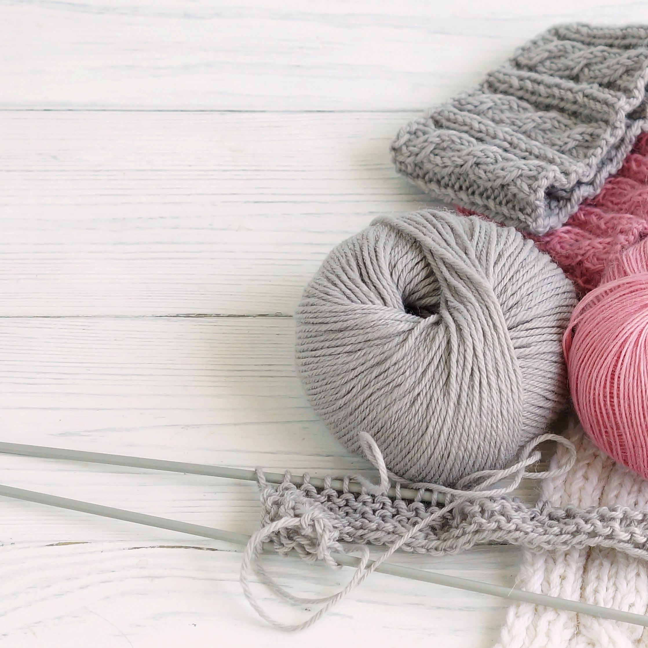 Steps To Finishing A Knitting Project
