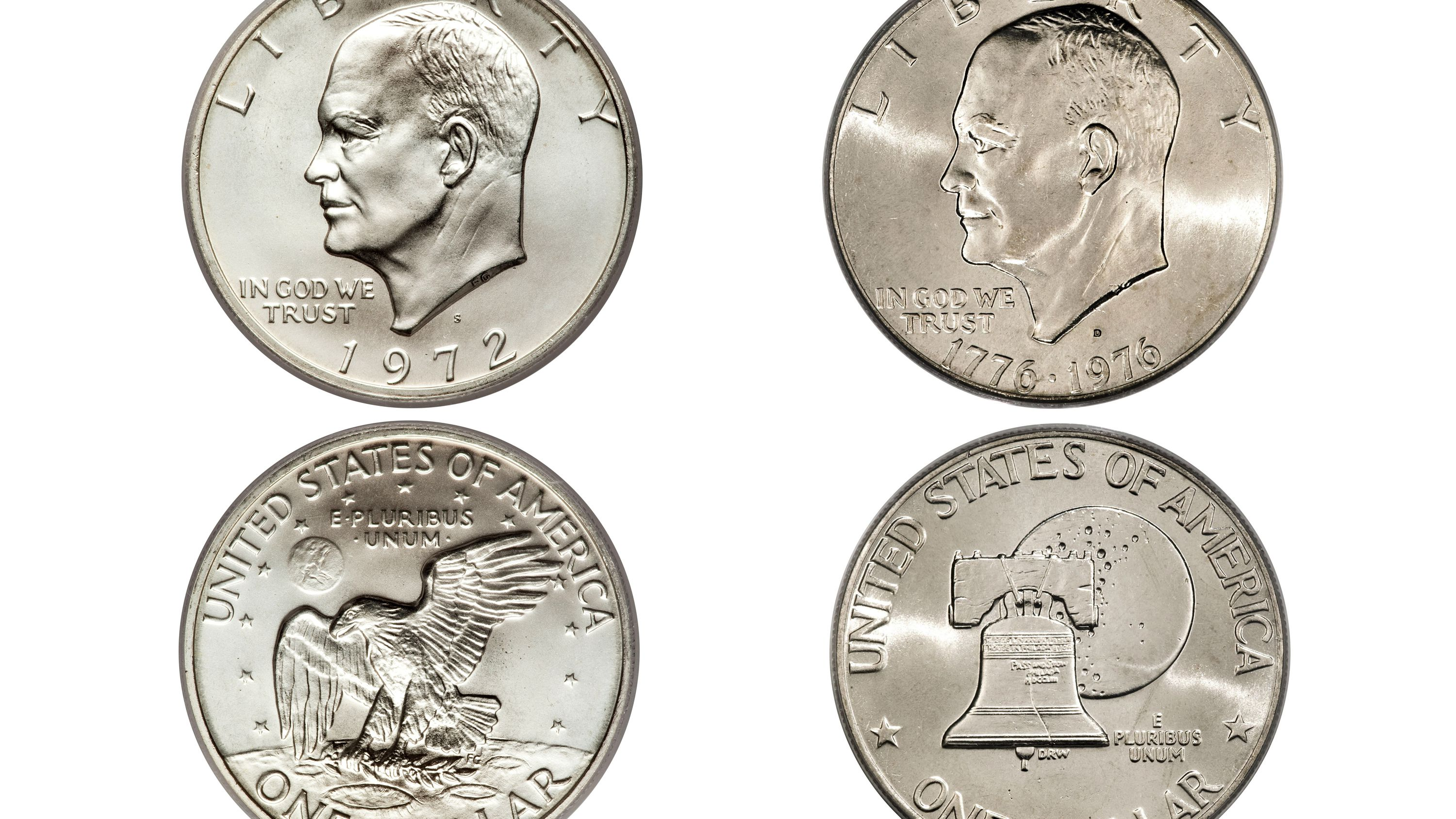 Eisenhower or Ike Dollar Specifications and Details