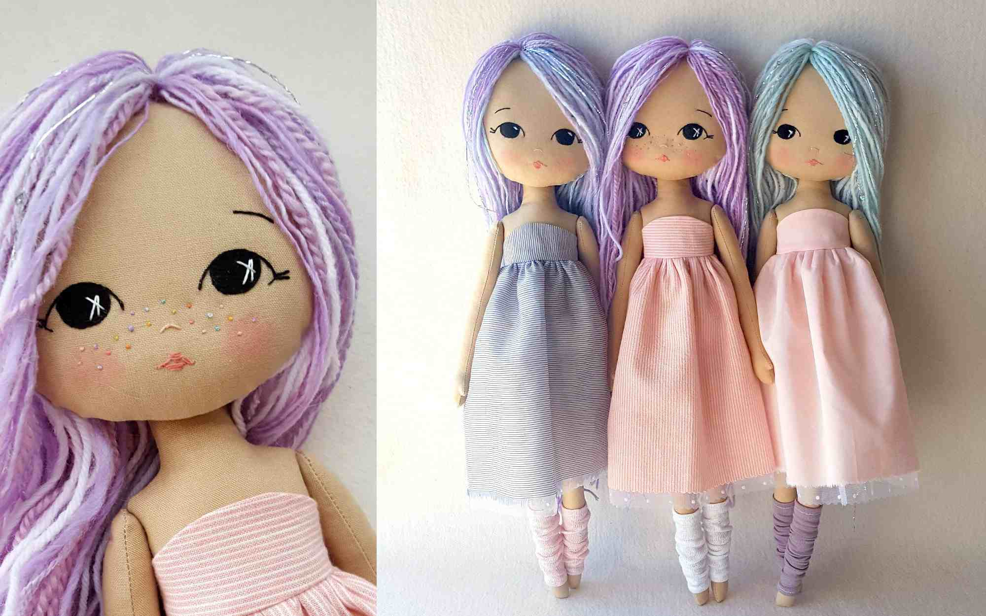 Sparkle Starlet Doll Pattern