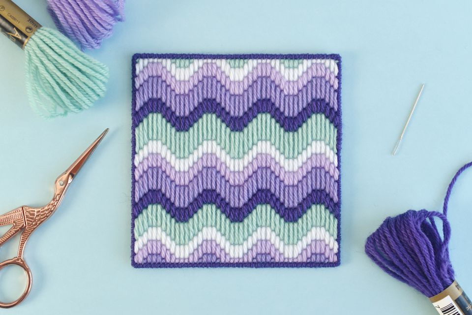 How to Do Bargello Embroidery
