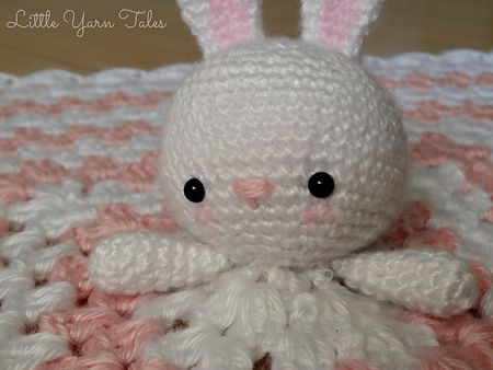 14 Bunny Crochet Patterns For Easter