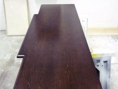 Perfecting a Lacquer Woodworking Finish