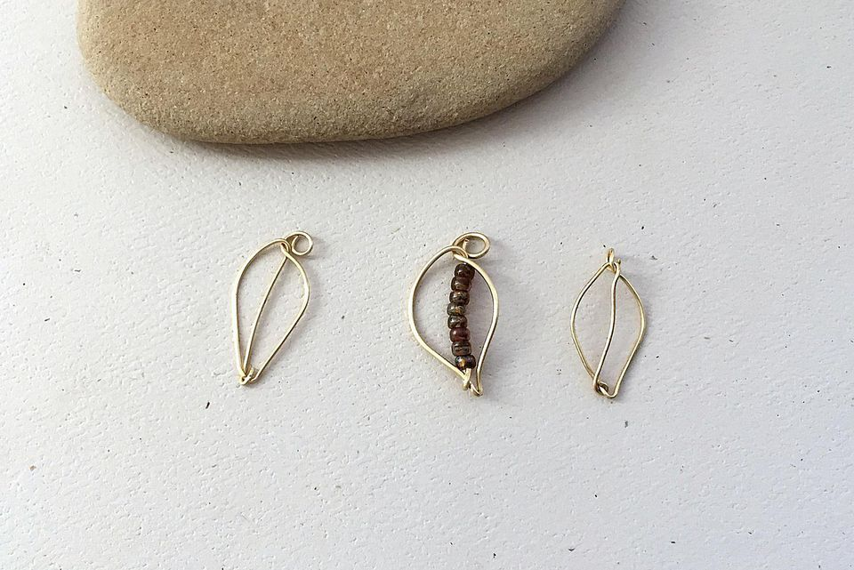 DIY Wire Leaves Tutorial