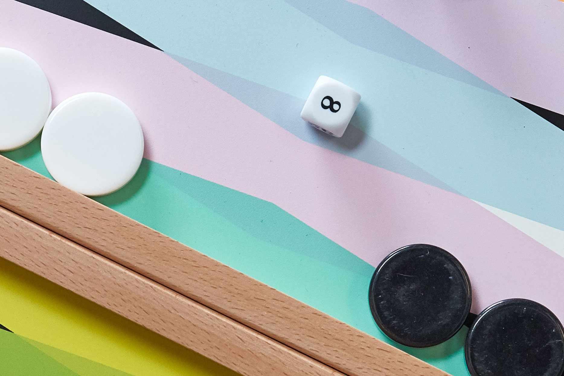 backgammon doubling cube